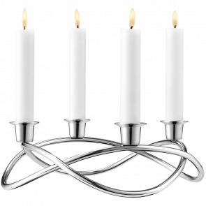 Georg Jensen Season Candleholder, mirrow